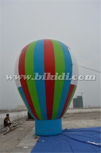 20FT Hot Air Model Inflatable Ground Balloon for Sale K2088 pictures & photos