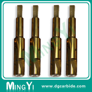 Precision Tin Coating Tungsten Carbide Punch with Square Head pictures & photos