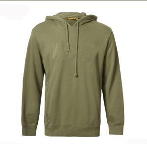 Custom Fashion Men 100%Cotton Fleece Pullover Hoodies pictures & photos