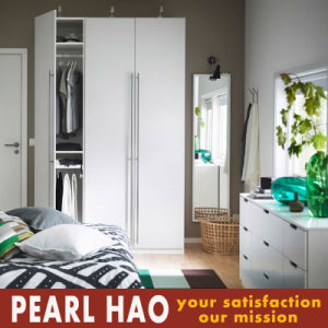 Customized Living Furniture Wardrobe with Melamine pictures & photos