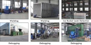 Focusun Mega Concrete Cooling System with Factory Price pictures & photos