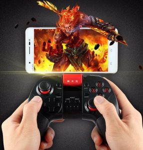 Android Phone Joystick Video Games Controller Compatible with Smart TV pictures & photos