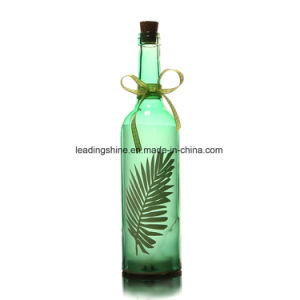 Leaf Starlight Wine Bottle LED Light Christmas Home out Door Decoration Gift pictures & photos