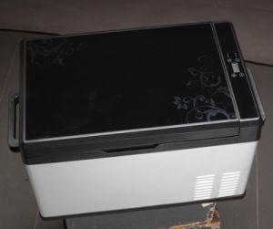 12V DC Compressor 30L Mini Car Refrigerator for Car, Camper pictures & photos