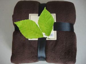 High Quality Custom Plush Coral Fleece Blanket