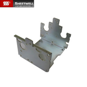 Solar Photovoltaic Equipment Bracket Metal Part Series pictures & photos