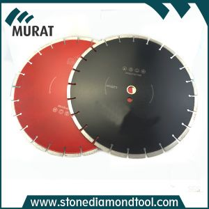 Laser Weld Diamond Saw Blade for Concrete Cutting pictures & photos