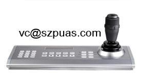 2016 New PTZ Camera Remote Control Unit (PUS-ORM700) pictures & photos