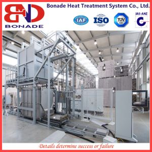 Aluminum Alloy Rapid Heat Treatment for Quenching Furnace pictures & photos