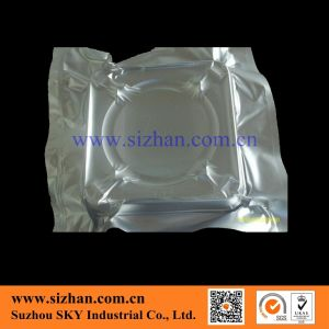 Aluminum Foil Ziplock Bag for Packing Wafer/Chic Disk pictures & photos