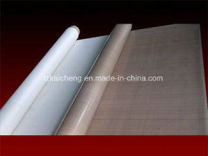 PTFE (Teflon) Coated Fiberglass Cloth pictures & photos
