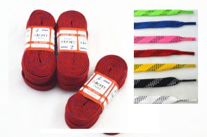 84 Inch Waxed Hockey Laces pictures & photos