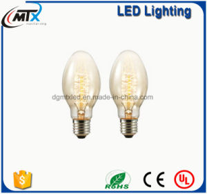 E27 Filament W/O Ring LED Bulb 40W e27 pictures & photos