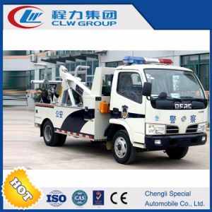 Small Dongfeng Wrecker Tow Truck pictures & photos