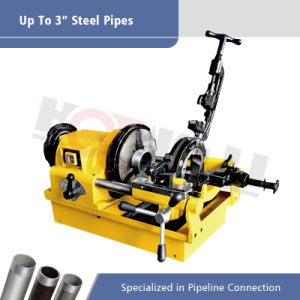 Economical Types of Electric Pipe Threading Machines in Promotion for Pipes up to 4 Inch pictures & photos