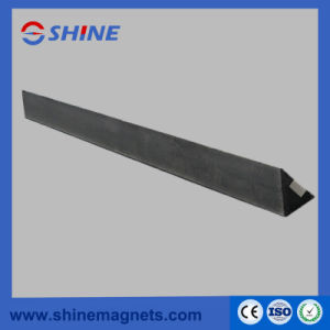 Trapezoidal Magnetic Steel Chamfer Reveals in Precast Concrete Formwork pictures & photos