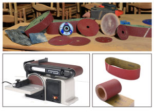 Abrasive Belt Sanding for Wood pictures & photos