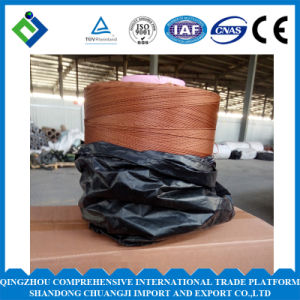 Dipped Polyester Soft Cord 1100dtex /4X3 pictures & photos