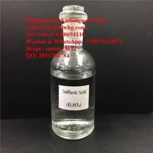 China Hebei Factory Sulfuric Acid H2so4 96% 98% pictures & photos