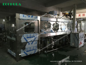 Automatic 5 Gallon Water Filling Line / 18.9L Water Bottling Plant pictures & photos