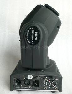 30W Mini LED Moving Head Light for Disco Lighting (ICON-M007) pictures & photos