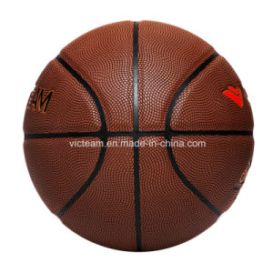 Wholesale Custom PVC Drill Basketball Ball Size 7 pictures & photos