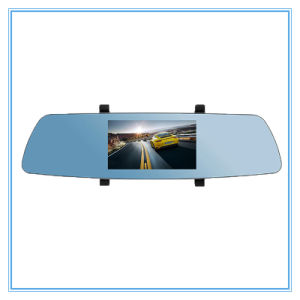 5.0 Inch Touch Screen Dashcam Auto Car DVR with Night Vision pictures & photos