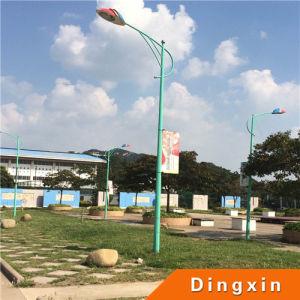 10m Pole Solar Street Lighting System 30W, 36W, 40W, 50W, 60W, 70W LED Lamp pictures & photos