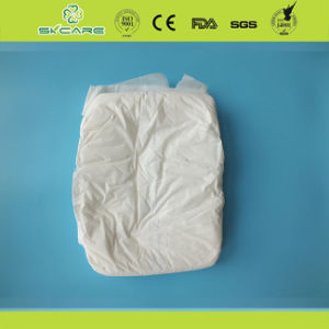 Soft Adult Diapers for Medical Incontinence High Absorbency pictures & photos