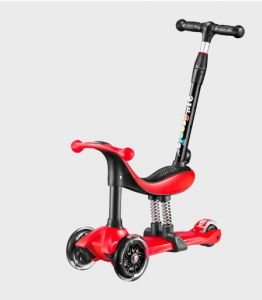 Best 4 In1 Kids Scooter, 3 Wheel Scooter for Sale pictures & photos