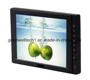 "4: 3 8"" LCD Touch Monitor pictures & photos"