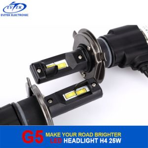 Car Headlight 25W 3200lm H4 H/L LED Headlight for Car and Motorcycle with Ce RoHS Certification pictures & photos