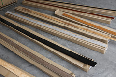 Skirting Board for Laminate Flooring Accessory