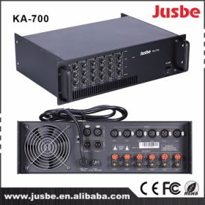 200-350 Watts 6 Channel Professional Conference Home Theatre Sound Surround System Amplifier pictures & photos