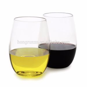 Pet Plastic Cup Glass Without Feet