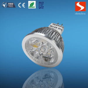 Showcase Downlight 4W MR16 LED Bulb Spotlight Lamp pictures & photos