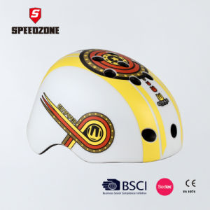 Speedzone Fashionable Multi-Sports in-Mold Helmet pictures & photos