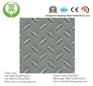Aluminium Stucco Embossed Sheet (CS-0902103) 3003 pictures & photos
