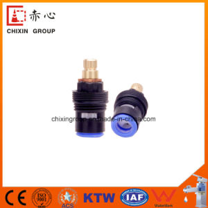 1/2 Ceramic Disc Valve Core with Brass Shell pictures & photos