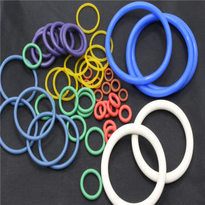 Heat Resistant Colored Fluorocarbon NBR Nitrile EPDM HNBR FKM FPM Rubber O Ring pictures & photos