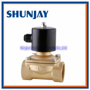 2W Series Dierct Acting Normally Close Water Solenoid Valve pictures & photos