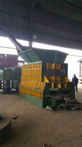 Ws-1000 Hydraulic Scrap Metal Shearing Machine pictures & photos