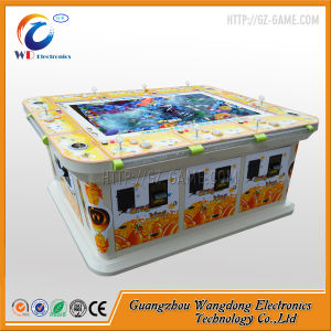High Hold King of Treasure Coin Operated Fishing Game Machine From Nancy pictures & photos