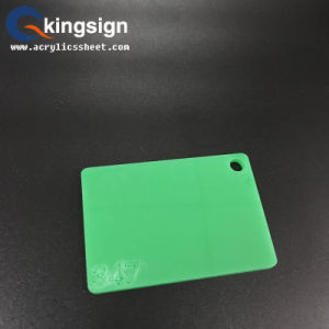Decorative Colored Acrylic Plate Price pictures & photos