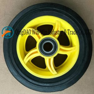 Solid Rubber Wheel for Small Mobiity Equipments (8*2.2) pictures & photos