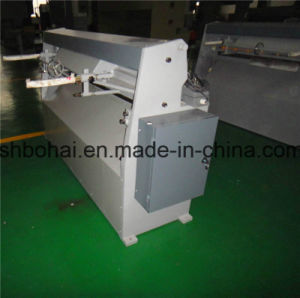 1. Precise Metal Cutting Machine with Good Quality Qd11 3X1200mm pictures & photos