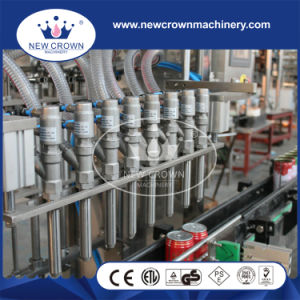 Good Quality Peanut Oil Filling Machine Low Price Sale pictures & photos