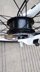 250W Tektro Disc Brake China electric Bicycle, Electric Mountain Bike pictures & photos