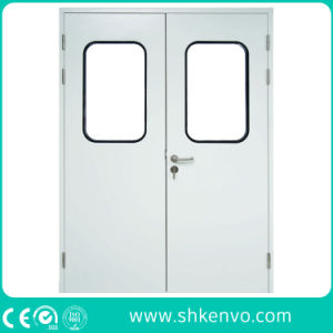 GMP Complying Clean Room Metal Flush Swing Doors for Food or Pharmaceutical Industries  sc 1 st  Shanghai Kenvo Door Co. Ltd. & China GMP Complying Clean Room Metal Flush Swing Doors for Food or ... pezcame.com