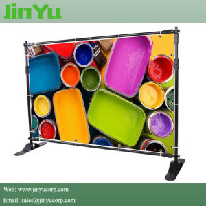 Indoor Adjustable Jumbo Backdrop Banner Stand pictures & photos